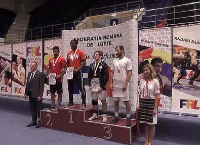 Результаты турнира в Румынии