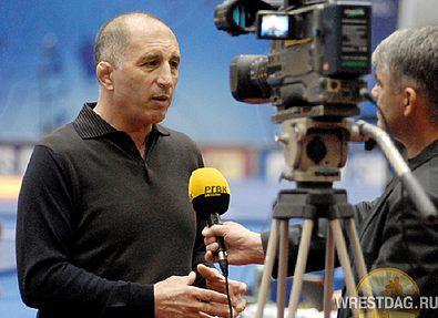З. Салаутдинов: «Мы готовы провести чемпионат Европы»