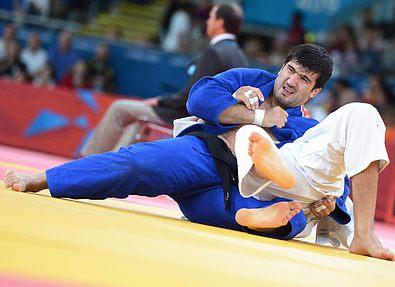 Гамба надеется, что чемпион ОИ-2012 Хайбулаев в будущем останется в дзюдо