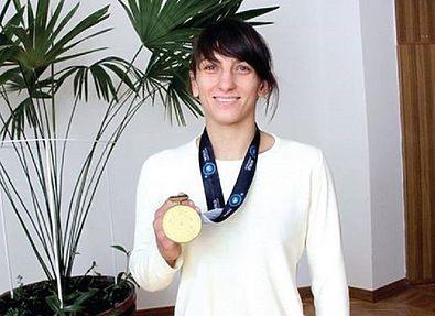 Юлия Ткач - лучшая спортсменка Львовщины