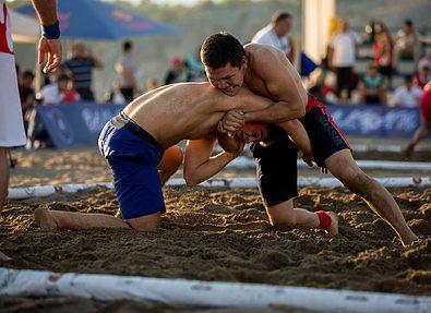 Якутск примет чемпионат мира по пляжной борьбе