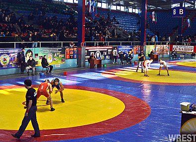 Дагестанские юноши отобрались на Всероссийский турнир