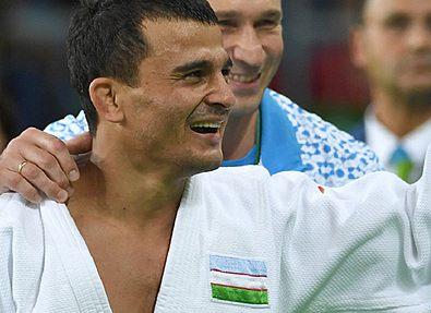 Чемпион мира Ришод Сабиров открыл школу дзюдо в Ташкенте