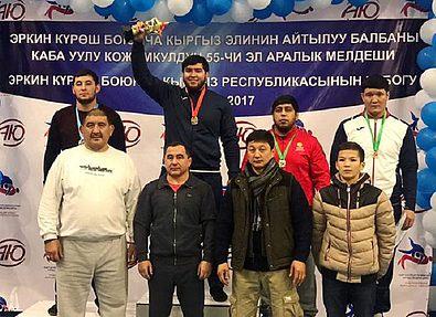 Мурат Рамонов: чтобы стать чемпионом, надо жить на ковре