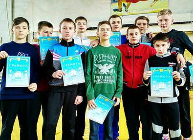 Краматорчане попали в сборную Донецкой области по греко-римской борьбе