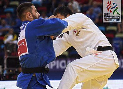 Карамат ГУСЕЙНОВ: Выиграл у олимпийского чемпиона, но уступил чемпиону мира