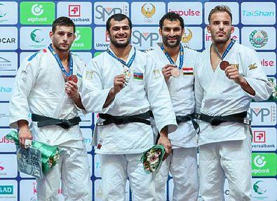 Гасымов, Мехтиев и Киндзерская выиграли Гран-При