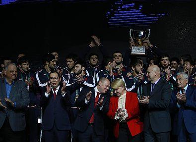 Дзамболат Тедеев: «Победа на Кубке мира полностью закономерна»