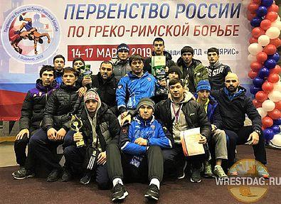 Юные дагестанские «классики» побеждают на первенстве России