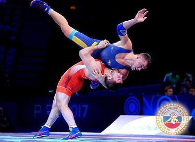 Чакветадзе, Чехиркин и Марянян выступят на Кубке мира по греко-римской борьбе в Тегеране