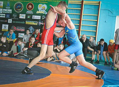 Больше 300 спортсменов сражались на турнире