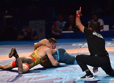 Таджикские борцы привезли четыре медали с чемпионата Азии в Индии