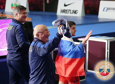 Анатолий Маргиев: цель Тускаева — сделать все от себя зависящее, чтобы ворваться в олимпийскую сборную России