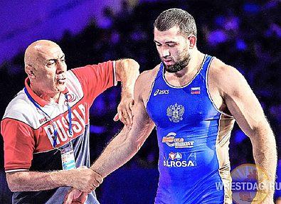 Билялу Махову вручат золотую олимпийскую медаль