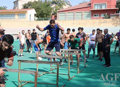 Гаджи Алиев: Даже если ЧМ будет перенесен, мы должны быть готовы
