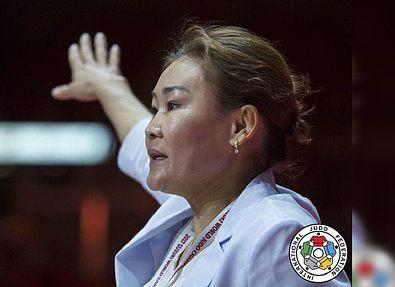Монголка избрана членом Исполкома Международной федерации дзюдо