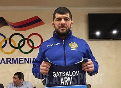 Олимпийский чемпион Хаджимурат Гацалов не присоединится к сборной Армении