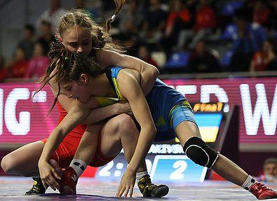 Самоков-2021: два золота, серебро и бронзу завоевали россиянки на первенстве Европы среди кадеток