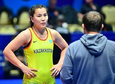 Объявлен состав сборной Казахстана по женской борьбе на Олимпиаду в Токио