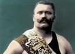 Old Russian Catch Wrestler Strongman Ivan Poddubny Film 1912