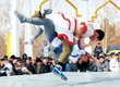 Tong Payrama won the main prize the athlete from Abakan