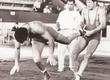 Legendary wrestler Abilseit Aykhanov will celebrate 75-year anniversary