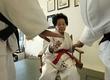 Grandmother- judoist