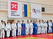 Student's League of judo in Dnepropetrovsk