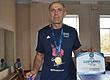 Краматорчанин десять лет побеждает в греко-римской борьбе среди ветеранов