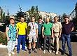 В Краматорске торжественно встретили чемпиона Европы по греко-римской борьбе