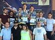 Запорожские борцы отличились на всеукраинском турнире в Бердянске