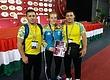 Бахмутчанка Евгения Седых - двукратная чемпионка Европы по вольной борьбе