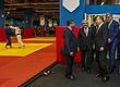 Президент IJF посетил базу сборных Азербайджана на БОС
