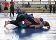 В Одесской области проходит первый в истории Украины чемпионат по грэпплингу