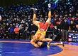В Бишкеке определились чемпионы Кыргызстана по греко-римской борьбе