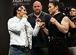 Президент UFC объяснил, почему Джессика Андраде будет драться с Вейли Чжан