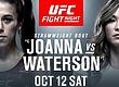 РЕЗУЛЬТАТЫ И БОНУСЫ UFC FIGHT NIGHT 161: JOANNA VS. WATERSON