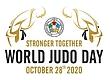 Лого Всемирного дня дзюдо
