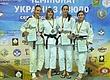 Молодежный Чемпионат Украины по дзюдо в Харькове