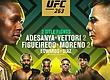 РЕЗУЛЬТАТЫ И БОНУСЫ UFC 263: ADESANYA VS. VETTORI 2