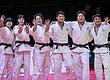 Четвёртая победа сборной Японии на чемпионате мира по дзюдо среди смешанных команд