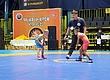 В Киеве проходит детский турнир по вольной борьбе «Muhajir Open»