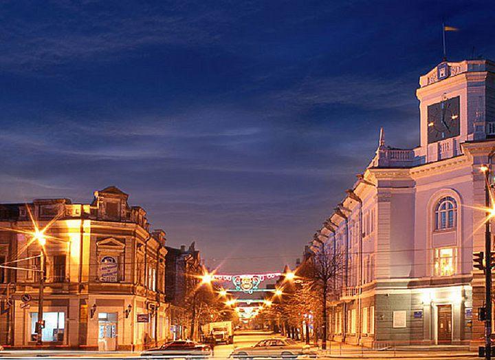 Чемпионат Украины по спортивной борьбе