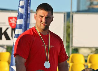 Lithuanian Beach Wrestling Open Championship 2013