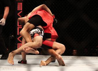 UFC FIGHT NIGHT 34