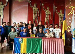 Сборная отправляется в Ташкент