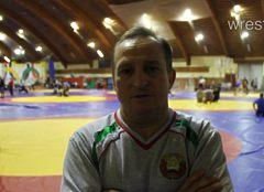 Интервью главного тренера национальной команды Республики Беларусь по вольной борьбе А.А.Белоглазова