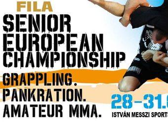 2013 European Championship - Amateur MMA Highlight