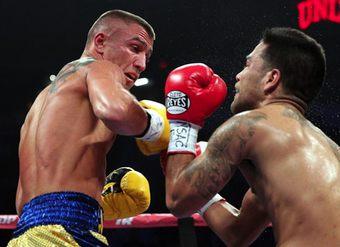 Vasyl Lomachenko vs Jose Ramirez